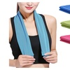 Comfortable Cooling Ice Cold Towel Sport Cycling Jogging Hiking Cool