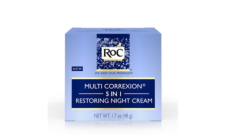 Roc Multi Correxion 5 In 1 Restoring Facial Night Cream, 1.7 Oz. 04e877a2-abd3-4210-9552-e6c828949ea1