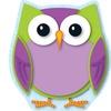 Carson Dellosa CD-151065 Colorful Owl