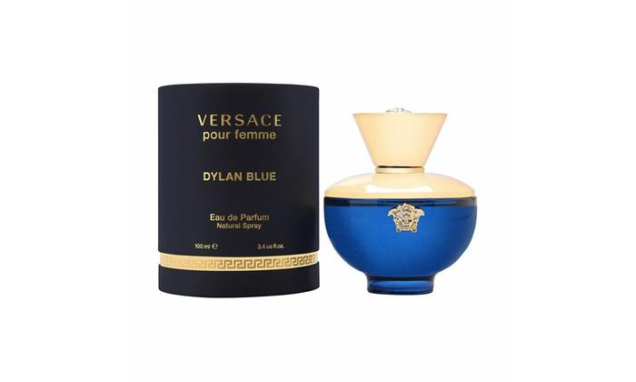 Dylan Blue Pour Femme By Gianni Versace 34 Oz Eau De Parfum Spray