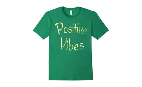 Positive Vibes Think Positive Positive Thinking Tee 12bb993e-756d-4462-8bcc-94bb7df65f68