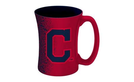 Cleveland Indians Coffee Mug - 14 oz Mocha 6ad60da9-3b88-4e38-be2f-11d776f90dfa