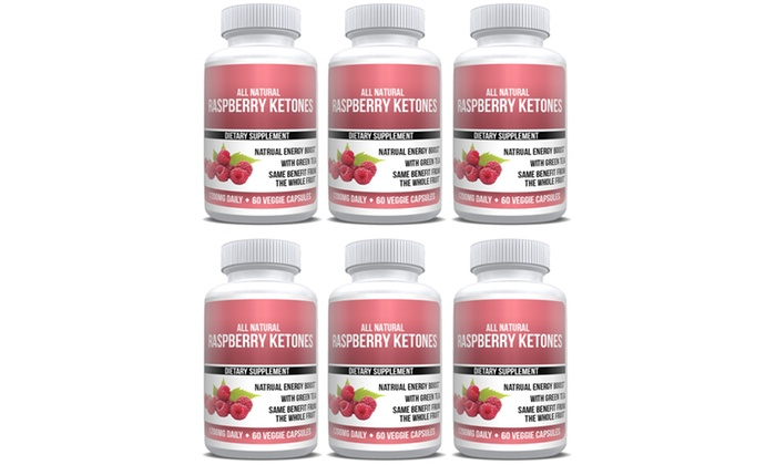 Pure Raspberry Ketones Extract Max Strength Keto 1 2 3 Or 6 Pack Groupon