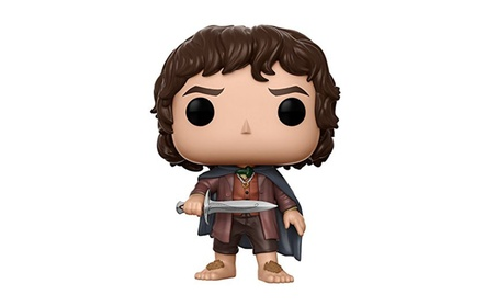 POP! Movies: Lord Of The Rings/Hobbit - Frodo Baggins bf911114-5199-4cc5-a47b-37c2161cf8dc
