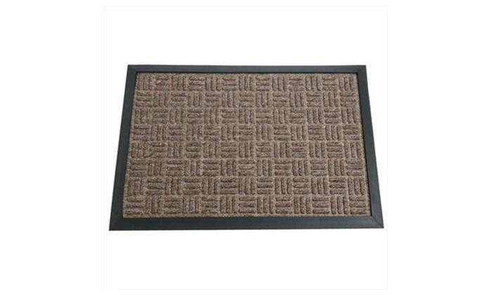 Rubber Backed Carpet Entrance Mat
