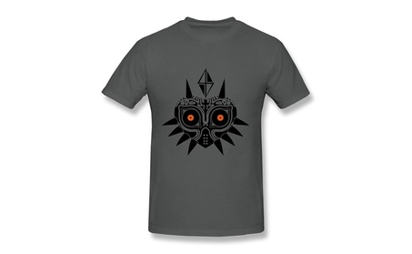 The Legend Of Zelda Majora's Mask Tee For Man 26ce8378-820f-4d33-be0f-22dc7c07f4ba