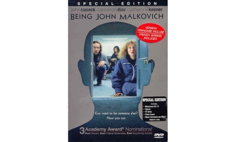 Being John Malkovich - Special Edition 6ef819e0-f75f-4d02-a417-132e12f385db