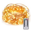 LED String Lights with Remote Control