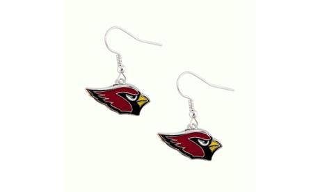 Arizona Cardinals Dangle Logo Earring Set Charm Gift NFL 6fc51c49-22d3-4de3-8442-1bbcb553beae