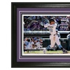 "NOLAN ARENADO FRAMED ""CYCLE"" PHOTO WITH LIMITED EDITION COINS"
