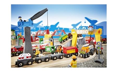 Brio Railway - Accessories - Tower Crane 33320 d9793460-1d04-42aa-b616-595759f04d08