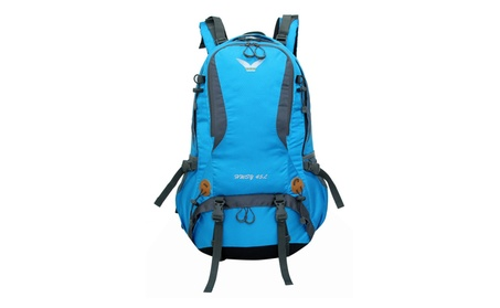 45 Internal Frame Pack Hiking Daypack Outdoor Waterproof c96fbdba-f844-41f9-a431-ecfefb456491