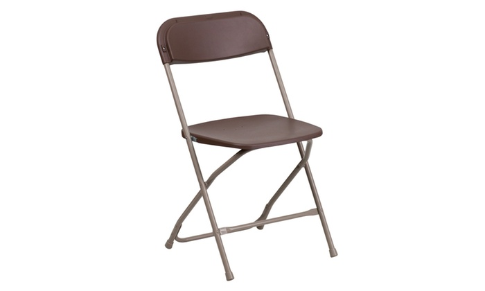 Capacity Premium Plastic Folding Chair ...