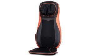 Shiatsu Neck & Back Massage Cushion Fullybody Heat Massager Chair Seat Home Car