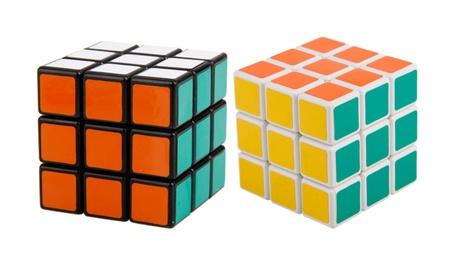 3x3x3 Funny Square Rubik's Magic Cube Puzzle Toy b94b7e64-a416-49a7-b5e7-410b74a8f079