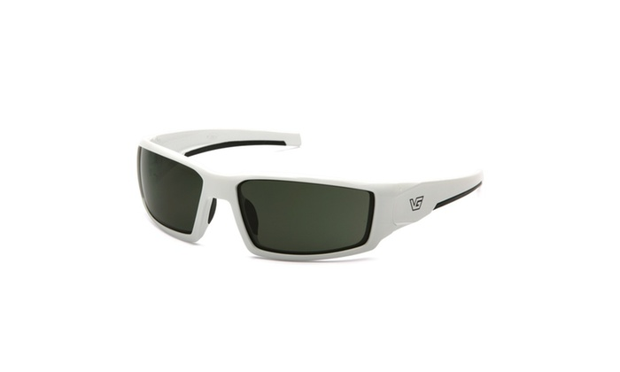 Venture Gear Pagosa White Frame/Smoke Green AF Lens