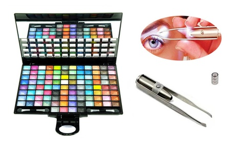Newest 100 Color Glitter Eyeshadow Palet & Free Eyebrow Hair Removal 9696f61b-7930-4e22-9cda-a45bb1d0e844
