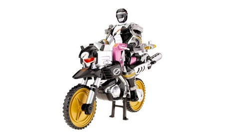 Power Rangers Operation Overdrive Trans-Cycle with Power Ranger - Zord 137a62b9-3320-4bf9-bc7e-b38a7daef1b4
