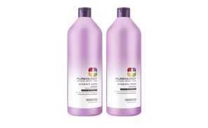 Pureology Hydrate Sheer Liter Shampoo/Conditioner