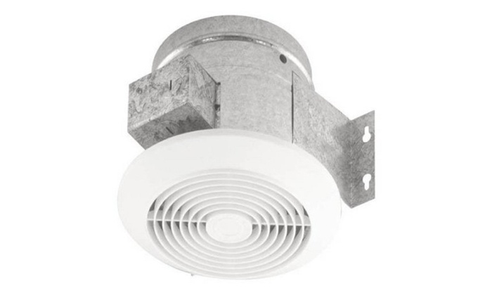 Broan Nautilus Vertical Discharge Bathroom Exhaust Fan 673