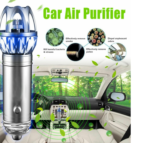 Oxygen Bar Ozone Ionizer Cleaner New ionic USA!! New Car Air Purifier