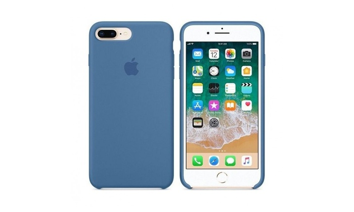 cheaper 7ee80 888f5 Apple iPhone 8 Plus / 7 Plus Silicone Case | Groupon