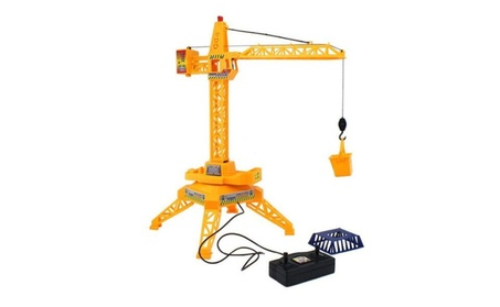 Wire Control Construction Tower Crane Toys Simulation b164dba0-dac6-419d-937a-22e041a67a4f