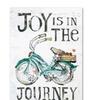 Kellie Day 'Joy is in the Journey' Canvas Art