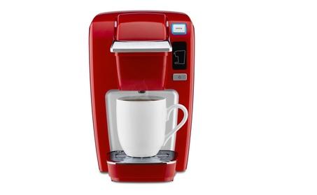 Keurig K15 Single Serve Compact K-Cup Pod Coffee Maker 4314f437-6ee0-4674-82f6-d6a53f8606f5