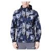 Men's Camouflage Hooded Nylon Jackets