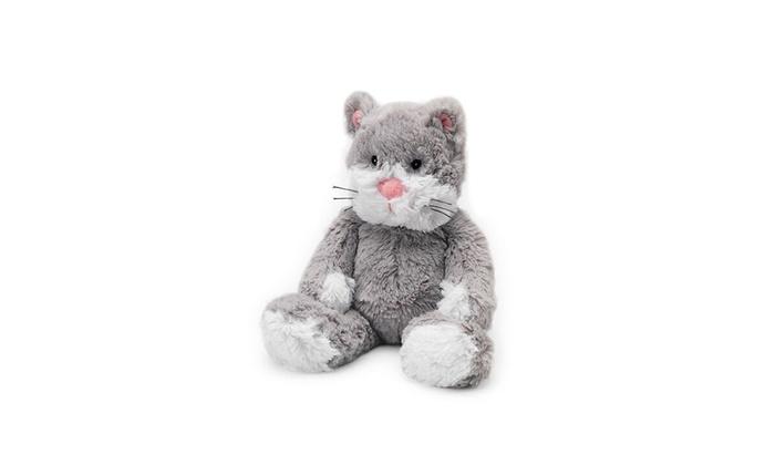 PIG JUNIOR WARMIES Cozy Plush Heatable Lavender Scented Stuffed Animal