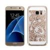 Insten Four Leaf Clover Tpu Case For Samsung Galaxy S7 White