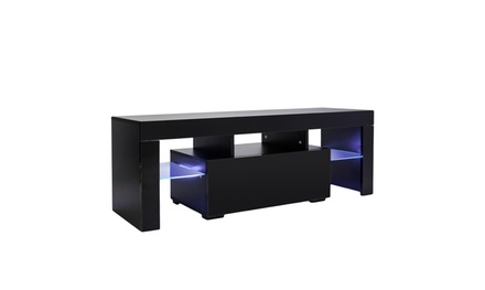 Elegant Household Decoration TV Stand LED Lighting TV Cabinet