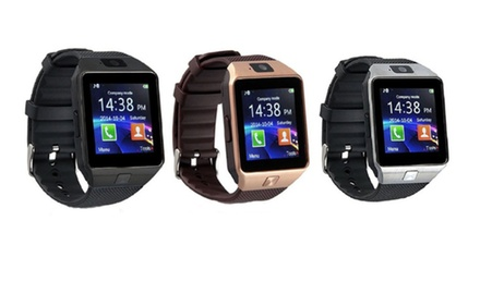 Smartwatch With Bluetooth And Camera For Samsung Iphone