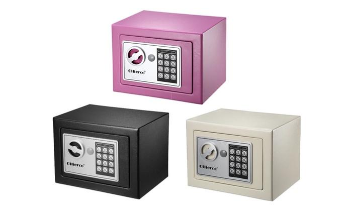 Ollieroo® Digital Steel Safes Box in Three Colors