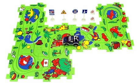 VT City Puzzle Dinosaurs 15 Piece Toy Vehicle Playset c3e45ec4-c680-42e8-bc2f-5b2c3c8d9a9f