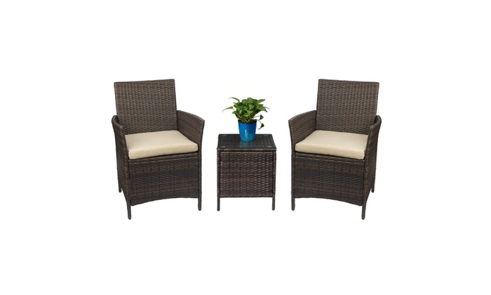 Off On Flamaker 3 Pieces Patio Set O