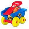 Amloid - Kids at Work 25 Piece Wagon of Blocks