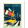 Anderson Design Group 'Times Square' Canvas Rolled Art