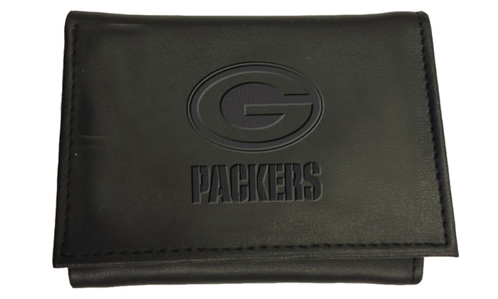 Up To 5% Off on NFL Leather Trifold Wallet  ae1238073