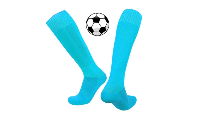 Basic Long Over The Knee Soccer Socks