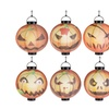 Halloween Paper Lanterns with LED Lights