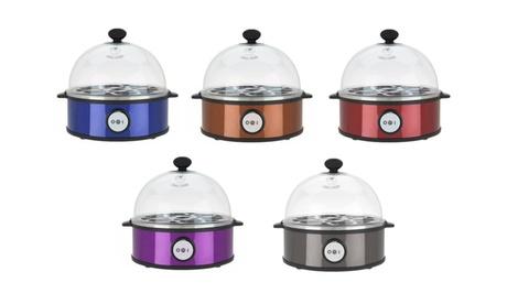 Express Six-Egg Stainless Steel Egg Cooker and Poacher 0e4046d2-a126-4e94-a912-b8515d059d83