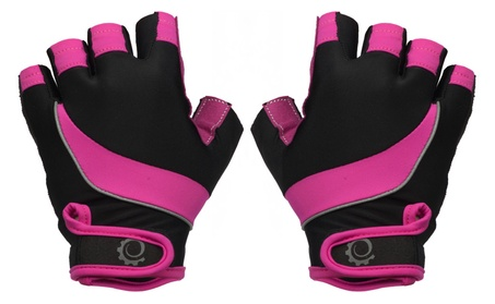 Cycle Gloves, Half Finger Padded Gloves for Women and Men 98723f53-e66b-4de7-95af-8bbee05f4b60