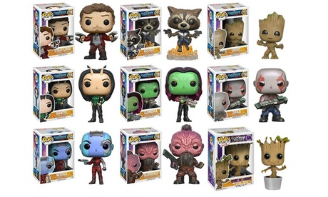 Funko Pop Guardians of the Galaxy Bobble-Head Vinyl Figure 6fa3b8b7-e618-404f-974c-41f3e68361f4