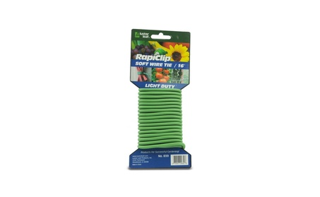 Garden Yard Hose Plant Luster Leaf Rapiclip Light Duty Soft Wire Twist fa5144ff-6be9-403f-bce7-e76542cc0b58