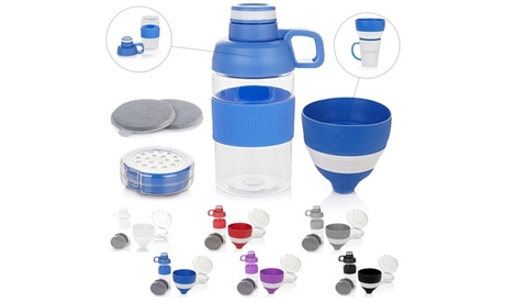 Miracle Clean Water Filter Set with Case & Bottle 521a62c0-4500-4aa5-98dc-f541373281a8