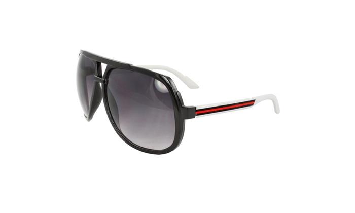Stylish Shield Sunglasses 2043
