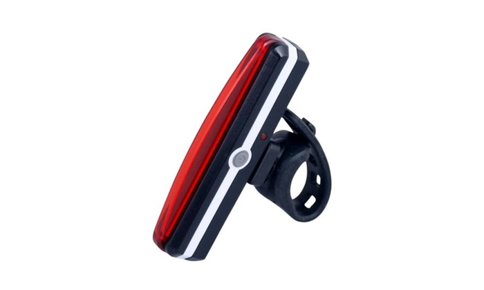 USB Rechargeable Rear Tail Bike Light Lamp Taillight