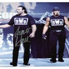 Kevin Nash & Scott Hall Autographed 16x20 Photo (MAB - KNSH16202)